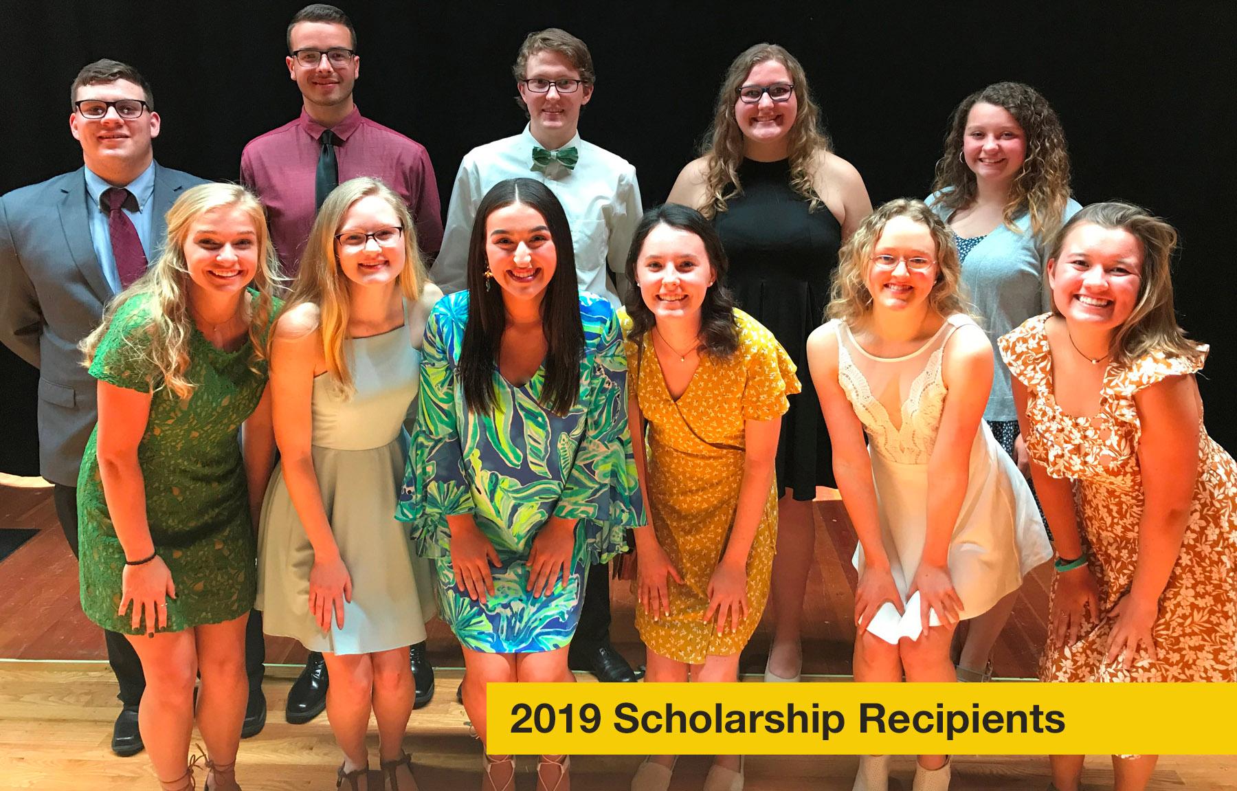 SEF - 2019 scholarship